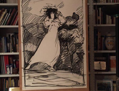 """Próxima exposición: """"De Goya"""" en el Museo de Larrés"""