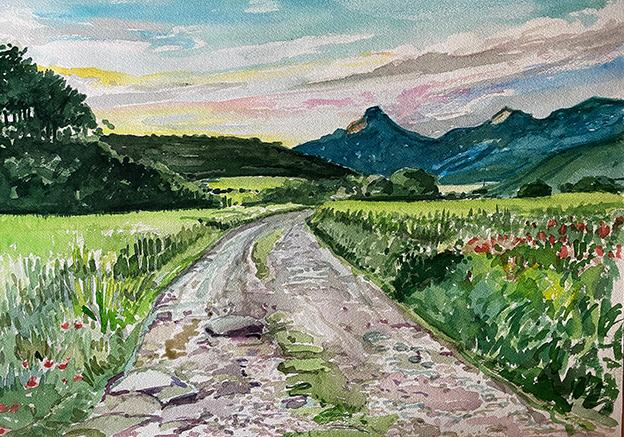Camino de Gratal