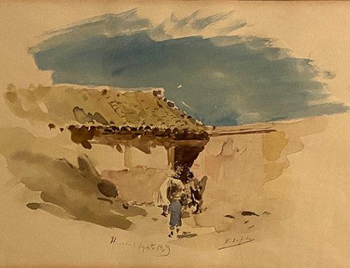 Colección Magda Juan. (3) Félix Lafuente Tobeñas-3